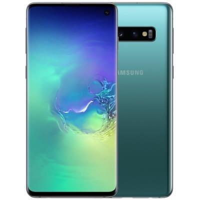 Mobilní telefon Samsung Galaxy S10 zelený