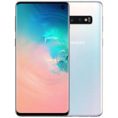 Mobilní telefon Samsung Galaxy S10 bílý