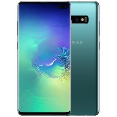 Mobilní telefon Samsung Galaxy S10+ zelený