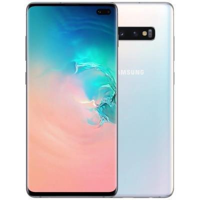 Mobilní telefon Samsung Galaxy S10+ bílý