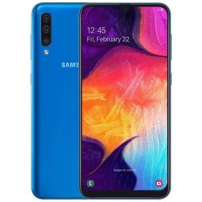 Mobilní telefon Samsung Galaxy A50 (A505) modrý