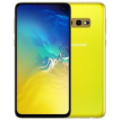 Mobilní telefon Samsung Galaxy S10e žlutý