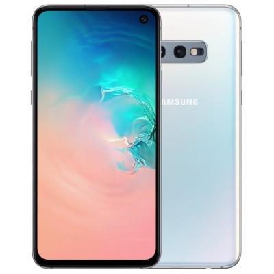 Mobilní telefon Samsung Galaxy S10e bílý