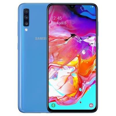 Mobilní telefon Samsung Galaxy A70 (A705) modrý