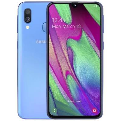 Mobilní telefon Samsung Galaxy A40 (A405) modrý