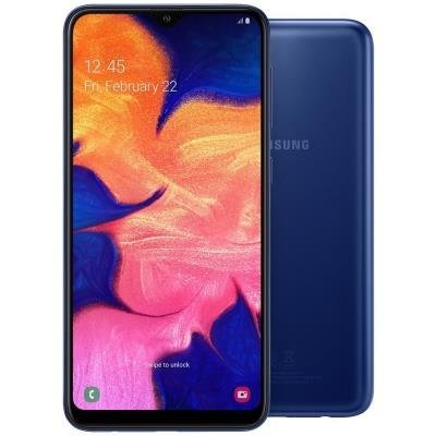 Mobilní telefon Samsung Galaxy A10 (A105) modrý