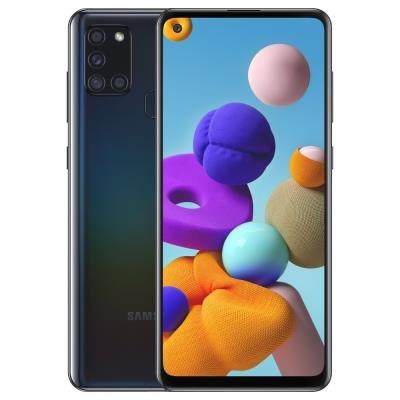 Samsung Galaxy A21s (A217) černý