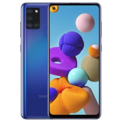 Samsung Galaxy A21s (A217) modrý