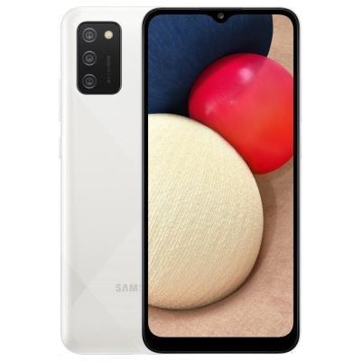Samsung Galaxy A02s bílý