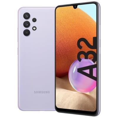 Samsung Galaxy A32 fialový