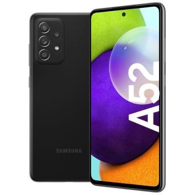 Samsung Galaxy A52 128GB černý