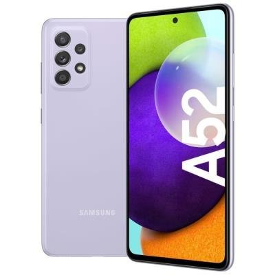 Samsung Galaxy A52 128GB fialový