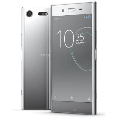 Mobilní telefon Sony Xperia XZ Premium stříbrný