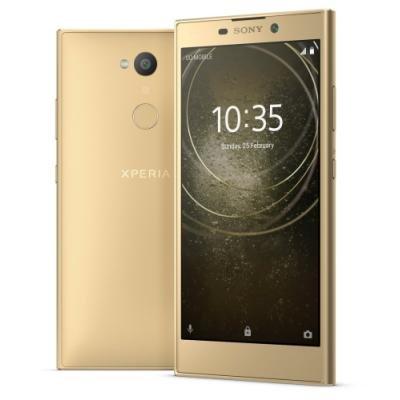 Mobilní telefon Sony Xperia L2 (H4311) zlatý