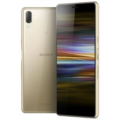 Mobilní telefon Sony Xperia L3 I4312 zlatý