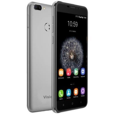 Mobilní telefon UMAX VisionBook P55 LTE Pro šedý
