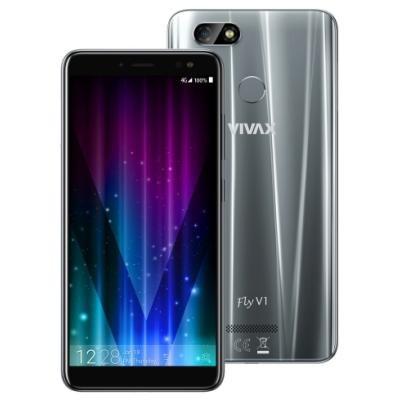 Mobilní telefon VIVAX Fly V1 šedý