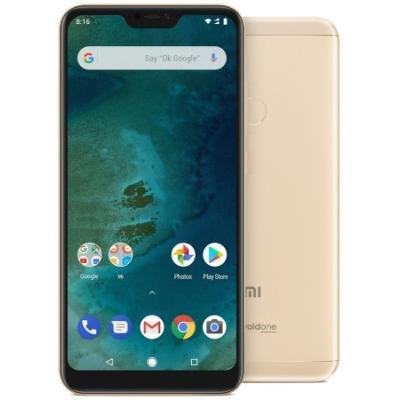Mobilní telefon Xiaomi Mi A2 Lite zlatý