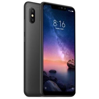 Mobilní telefon Xiaomi Redmi Note 6 Pro černý