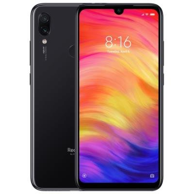 Xiaomi Redmi Note 7 - black   6,3