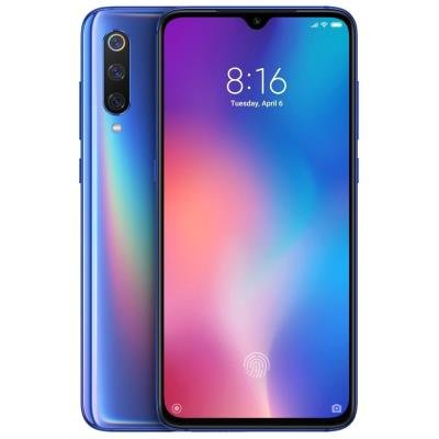 Mobilní telefon Xiaomi Mi 9 modrý