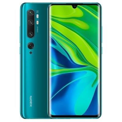 Xiaomi Mi Note 10 zelený