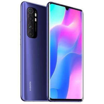 Xiaomi Mi Note 10 Lite fialový