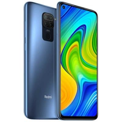 Xiaomi Redmi Note 9 64GB šedý