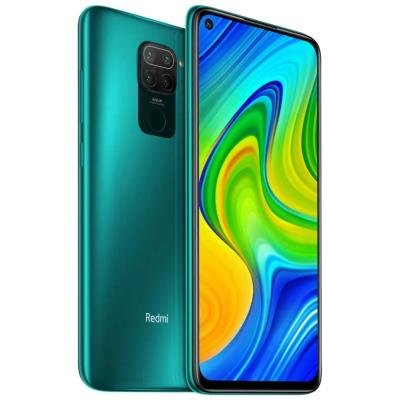 Xiaomi Redmi Note 9 64GB zelený