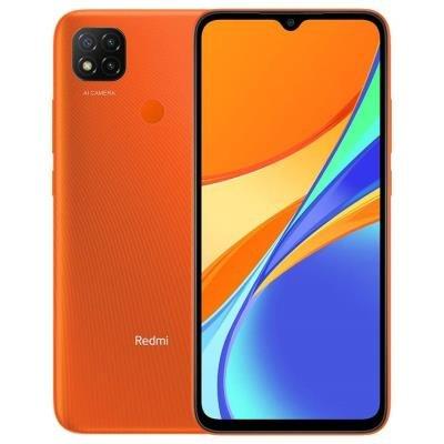 Xiaomi Redmi 9C NFC oranžový