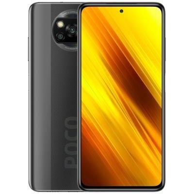 Xiaomi POCO X3 NFC 64GB šedý