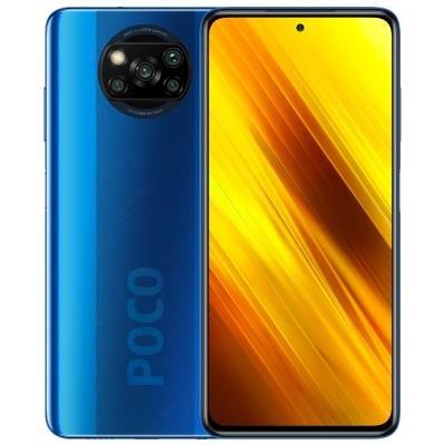 Xiaomi POCO X3 NFC 64GB modrý