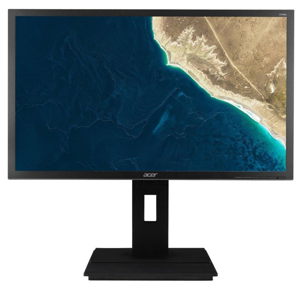 """LED monitor Acer B246HYLAymidr 23,8"""""""