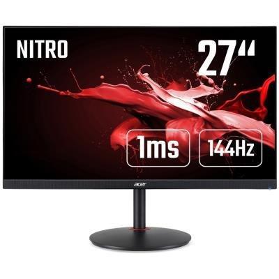 """Acer LCD Nitro XV272UPbmiiprzx / 27"""" IPS/ 2560x1440@144Hz / 1000:1/ 1ms/ 2x HDMI/ DP/ 4x USB/ repro"""