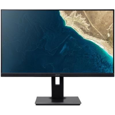 """Acer LCD B247YBMIPRZX 23,8"""" IPS/ 1920x1080/ 4ms/ 100M:1/ 250 nits/ VGA/ HDMI/ DP/ 4x USB / PIVOT"""
