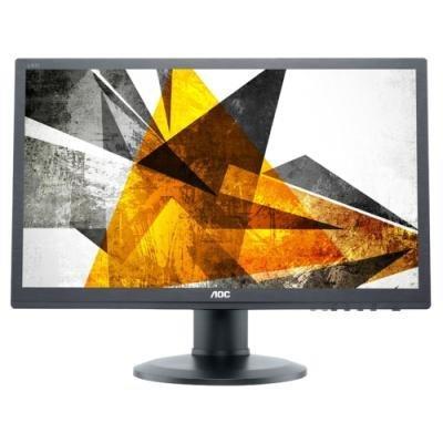 "LED monitor AOC E2460PQ/BK 24"""