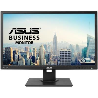 "ASUS 24"" LED BE249QLBH / 1920x1080/ IPS/ 16:9/ 5ms/ 250cd/m2/ DP/ HDMI/ DVI-D/ VGA/ USB/ repro"