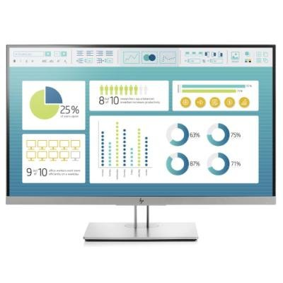HP EliteDisplay E273/ 27'' IPS/1920x1080 /250cd /1000:1 /5ms / VGA/ DP/ HDMI/ USB/ pivot