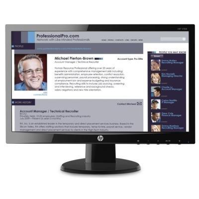 Monitory s rozlišením 1366 × 768 px