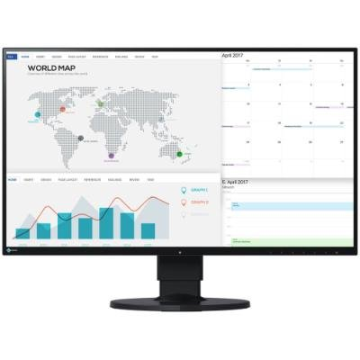 LED monitor EIZO FlexScan EV2780-BK 27""