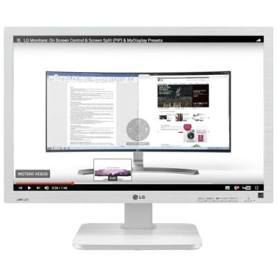 """LED monitor LG 24BK55WD-W 24"""""""