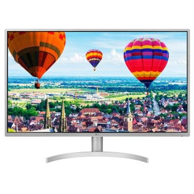 "LG monitor 32QK500-W / 31,5"" / IPS / 2560x1440 / 16:9 / 300cd/m2 / 5ms / 75Hz / DP/ miniDP/ HDMI"