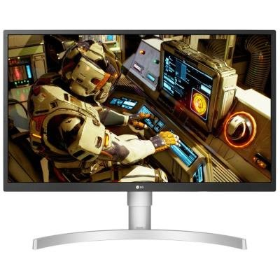 "LG monitor 27UL550-W / 27"" / IPS / 3840x2160 / 16:9 / 300cd/m2 / 5ms / DP / HDMI / Pivot"