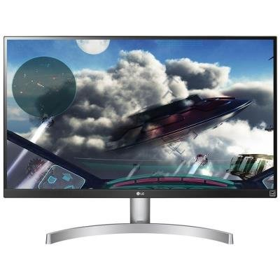 "LG monitor 27UL600-W / 27"" / IPS / 3840x2160 / 16:9 / 350cd/m2 / 5ms / DP / HDMI"