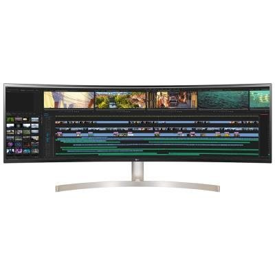 Monitory s rozlišením 5120 x 1440 pixelů