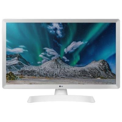 "LG TV monitor 24TL510V-WZ / 23,6""/ IPS / 1366x768 / 16:9 / DVB-T2/C/S2 / HDMI / bílý"