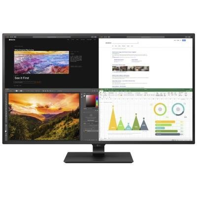 "LG IPS monitor 43UN700 / 42,5"" / 3840x2160 / 16:9 / 400cd/m2 / 8ms GtG/ 4x HDMI / DP / repro / USB-C"