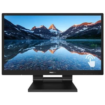 """PHILIPS 24"""" LED 242B9T/00/ 1920x1080/ 250cd/ HDMI/ VGA/ DVI-D/ DP/ 2x USB/ repro/ touch"""