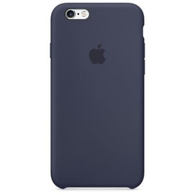 Apple Silicon case pro iPhone 6s, Midnight Blue
