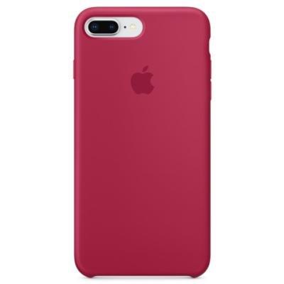 Apple iPhone 8 Plus/7 Plus Silicone Case - Rose Red